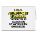 Aerospace Engineer...Superior Intelligence Cards
