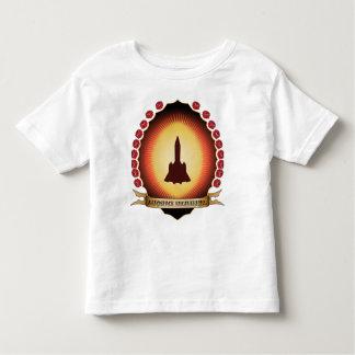 Aerospace Engineering Mandorla Toddler T-shirt