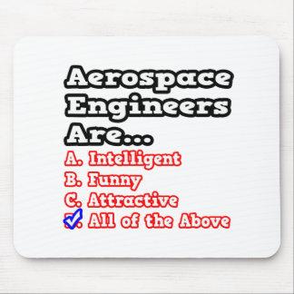 Aerospace Engineers Quiz...Joke Mousepad