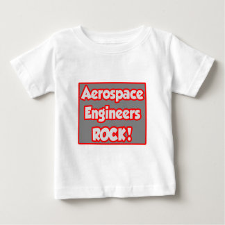 Aerospace Engineers Rock! Baby T-Shirt