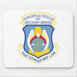 Aerospace Rescue and Recovery Service Mouse Pads