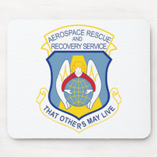 Aerospace Rescue and Recovery Service Mouse Pad