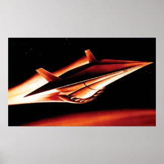Aerospaceplane Poster