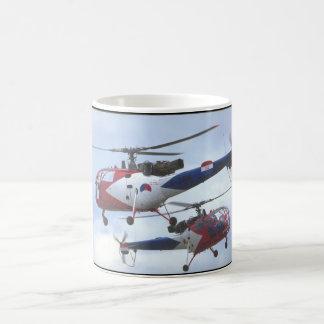Aerospatiale SA Alouette_Aviation Photography II Coffee Mug