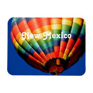 Aerostación de New México Imán Flexible