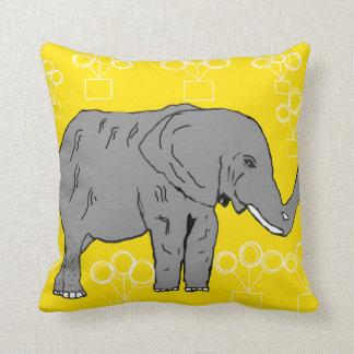 Aerostación del elefante almohada