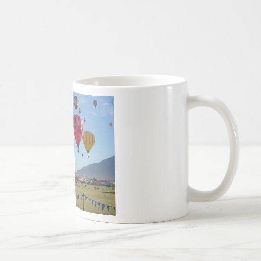 Aerostación Taza De Café