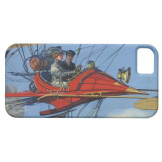 Aerostatic cabriolet iPhone 5 covers