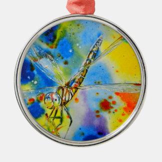 Aeshna Dragonfly Metal Ornament