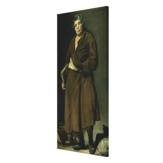 Aesop, 1640 canvas print