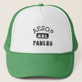 Aesop Fables Sports Team Trucker Hat