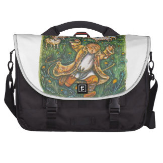 Aesop s fables the boy who cried wolf commuter bags