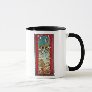 Aesop's fable The Fox and the Grapes Mug