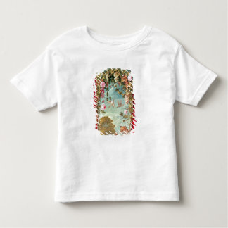 Aesop's fable The Fox and the Grapes Toddler T-shirt