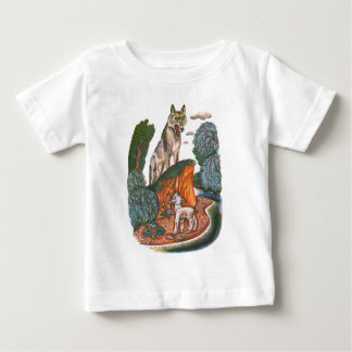 Aesop's fables illustrations t shirts