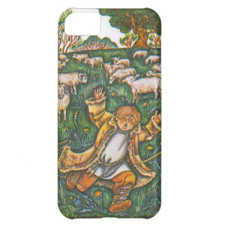 Aesop's fables, the boy who cried wolf iPhone 5C cover