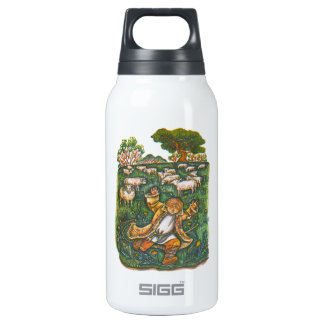 Aesop's fables, the boy who cried wolf SIGG thermo 0.3L insulated bottle