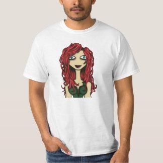 Aesri, light coloured shirt