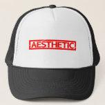Aesthetic Stamp Trucker Hat