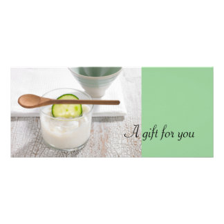 Aesthetician or Day Spa Gift Certificates Rack Cards