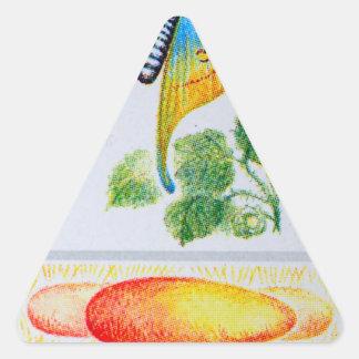Aetias Artemis Pegatina Triangular
