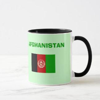 AF Afghanistan Country Code Mug