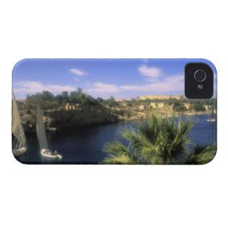 AF, Egipto, Egipto superior, Asuán. Río el Nilo, iPhone 4 Funda