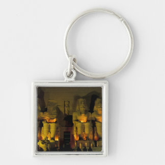 AF Egypt Abu Simbel Colossal Figures of Key Chains