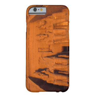 AF, Egypt, Abu Simbel. Facade at sunset, Great Barely There iPhone 6 Case