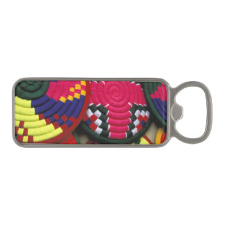 AF, Egypt, Upper Egypt, Aswan. Aswan souk Magnetic Bottle Opener