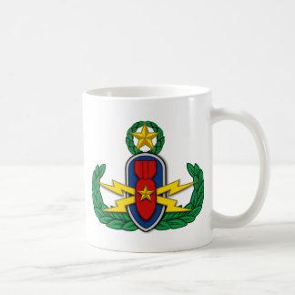 AF EOD Master 3D Classic White Coffee Mug