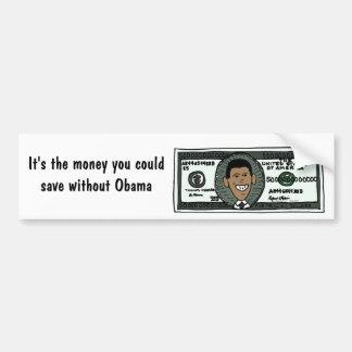 AF- Funny Anti Obama Bumper Sticker