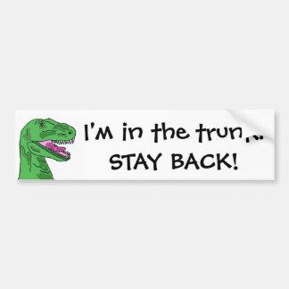 AF- T-Rex trunk sticker