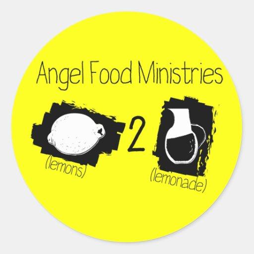 af_va_lemonade (1) classic round sticker