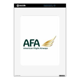 AFA Logo 2016 iPad Decal
