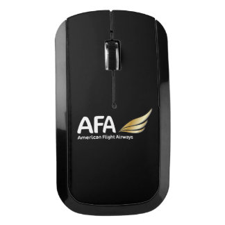 AFA Logo Wireless Mouse