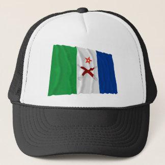 Afar Waving Flag Trucker Hat