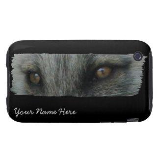 AFE Arctic Fox Eyes iPhone 3 Tough Cases