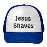Afeitados de Jesús Gorros