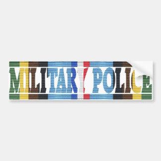 AFEM Veteran Military Police Bumper Sticker