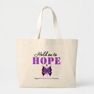 Aferrar de cáncer pancreático a la esperanza bolsas
