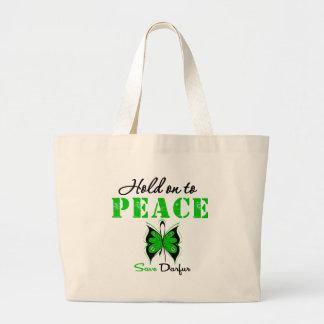 Aferrar de Darfur a la paz Bolsa