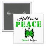 Aferrar de Darfur a la paz Pins