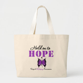 AFERRAR de la epilepsia a la ESPERANZA Bolsas De Mano