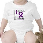 Aferrar de la sarcoidosis I a la esperanza Trajes De Bebé