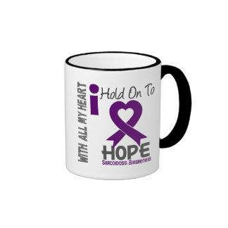Aferrar de la sarcoidosis I a la esperanza Tazas De Café