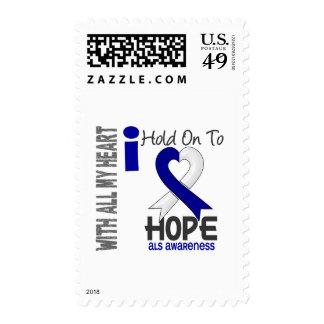 Aferrar del ALS I a la esperanza Sellos