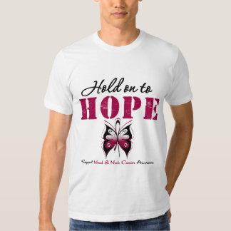 Aferrar del cáncer de cabeza y cuello a la camisas