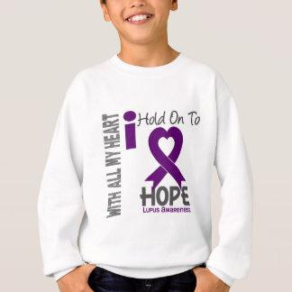 Aferrar del lupus I a la esperanza Playera