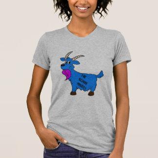 Aférrese a su camisa inflable de las cabras